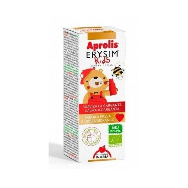 Aprolis Erysim Kids Spray Bucal, 20 ml - Intersa