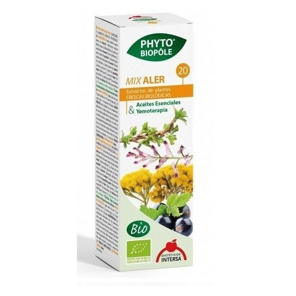 Phyto-Biopôle 20 MIX ALER, 50 ml - Intersa