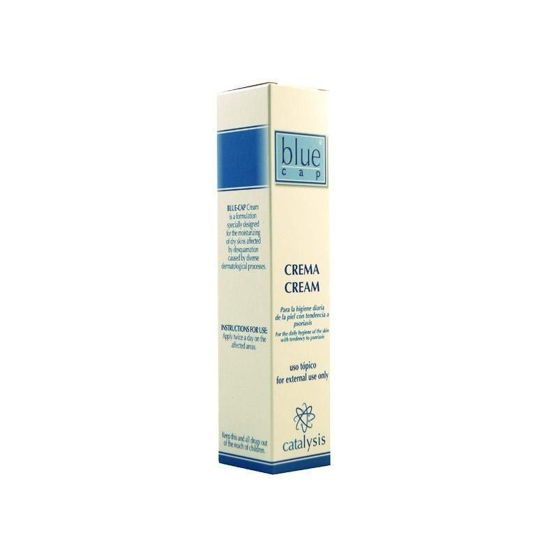 Crema Blue Cap 50 gramos - Catalysis