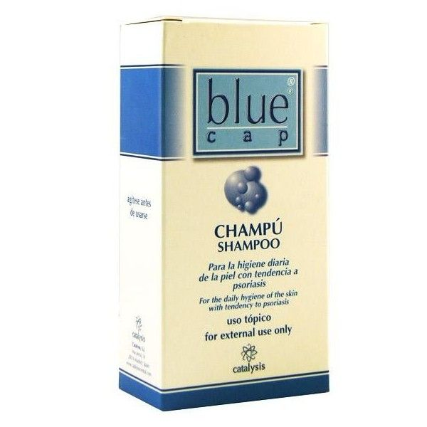 Champú Blue Cap, 400 ml - Catalysis