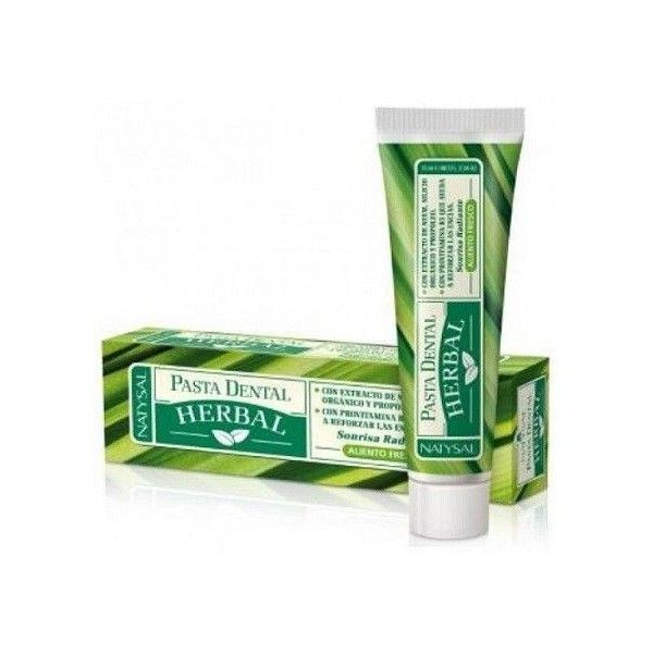 Pasta Dental Herbal 75 ml - Natysal