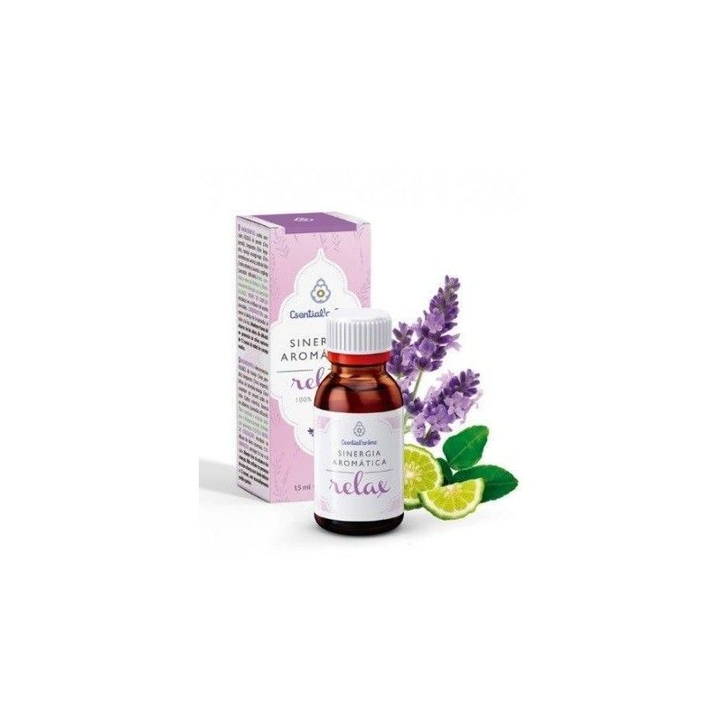 Sinergia Aromática Relax 15 ml - Esential Aroms
