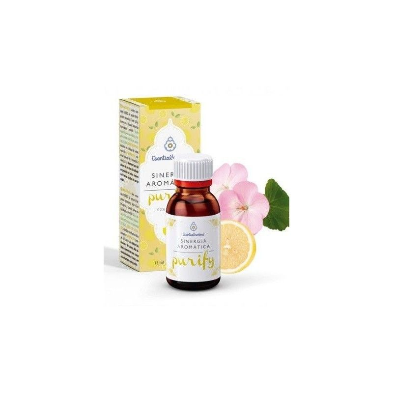 Sinergia Aromática Purify 15 ml - Esential Aroms