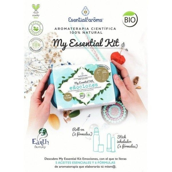 Kit Aromaterapia Emociones (My Essential Kit) - Esential Aroms