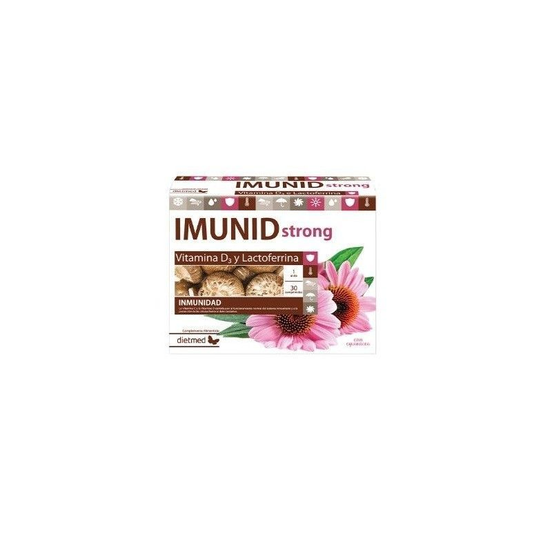 Imunid Strong, 30 comprimidos - Dietmed