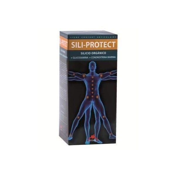 Sili-Protect (Silicio orgánico), 500 ml - Intersa