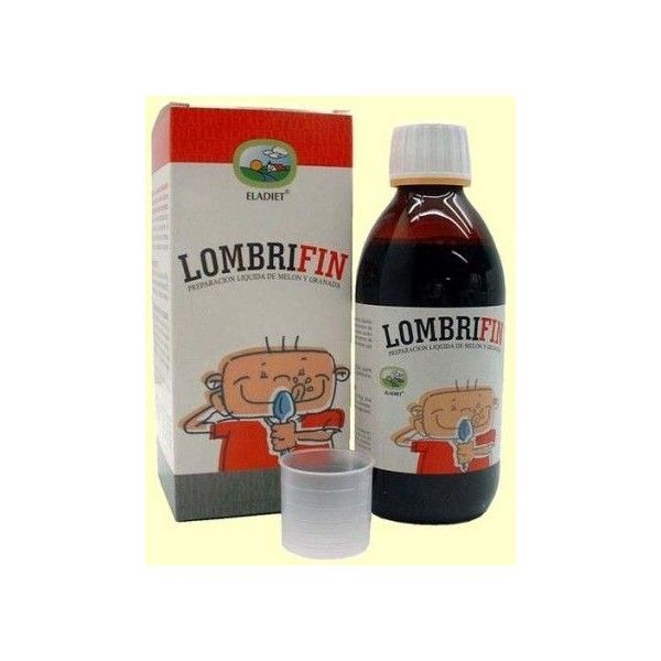 Lombrifin, Jarabe 250 ml - Eladiet