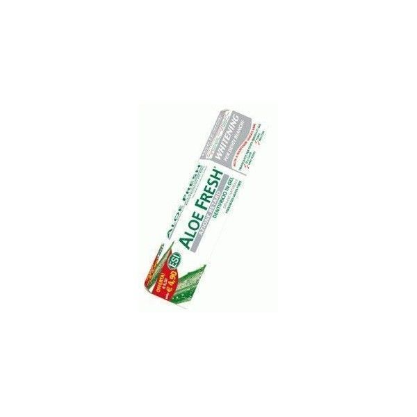 Aloe Fresh Blanqueador, Dentífrico en Gel 100 ml - Esi - Trepat Diet