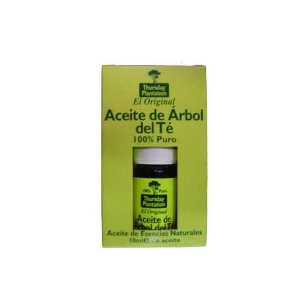 Aceite de Árbol de Té 100% Puro, 10 ml - Thursday Plantation
