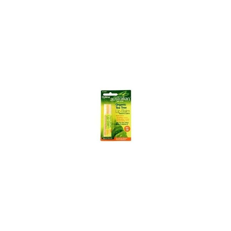 Protector Labial Australian Tea Tree - Optima