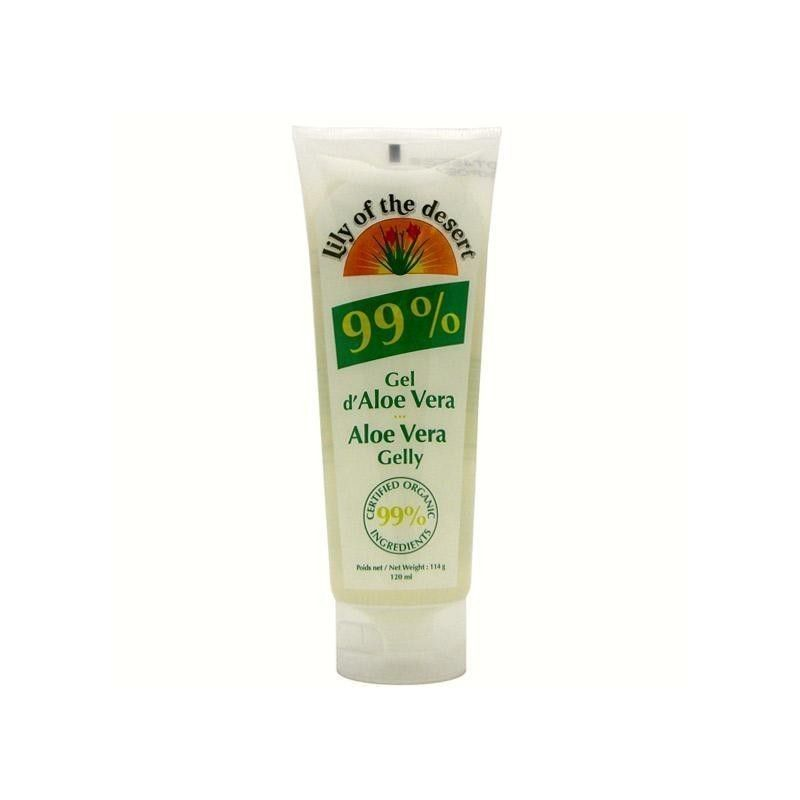 Gelly Gel de Aloe Vera 99%, 120 ml - Lily of the Desert