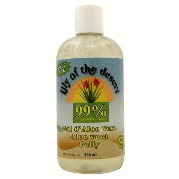 Gelly Gel de Aloe Vera 99%, 360 ml - Lily of the Desert