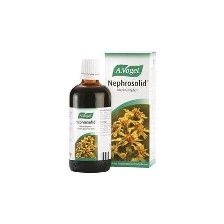 Nephrosolid, 100 ml - A. Vogel Bioforce