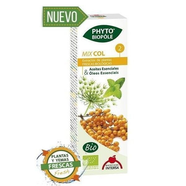 Phyto-Biopôle 2 Mix Col BIO, 50 ml - Intersa