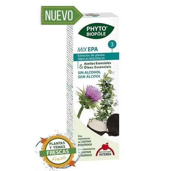 Phyto-Biopôle 3 Mix Epa, 50 ml - Intersa