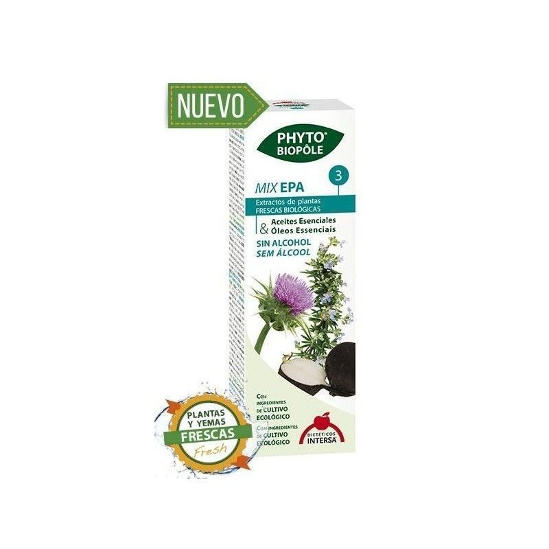 Phyto-Bipôle Mix Epa 3, 50 ml - Intersa