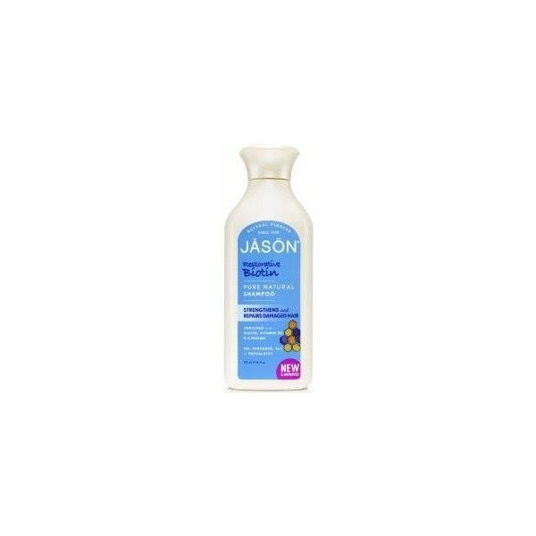Champú Biotina Natural, 473 ml - Jason