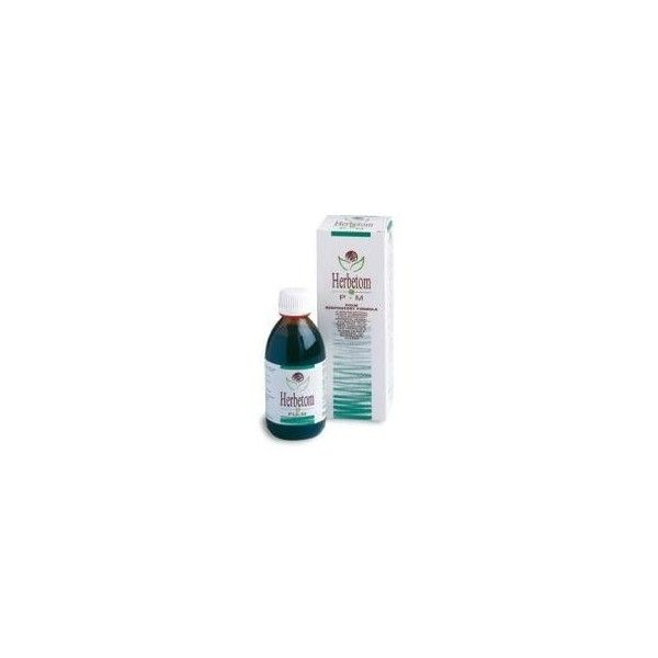 Herbetom 2 PM PulM, Jarabe 250 ml - Bioserum
